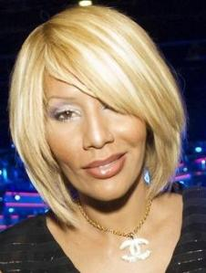 Ivy Queen Hairstyle